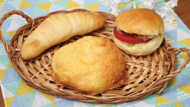 焼きたてパン ポッポ▷夫婦が営む地元で話題のパン屋